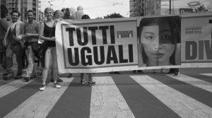 """Italia: """"Ninguna persona es ilegal"""""""