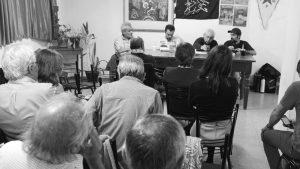 """Se presentó el libro """"Karl Marx, nuestro compañero"""" de Aldo Casas"""