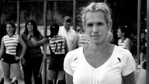 Otra jugadora de hockey trans que pudo disputar un partido oficial