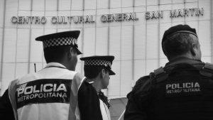 """""""La escalada represiva responde a una lógica de disciplinamiento de control social"""""""