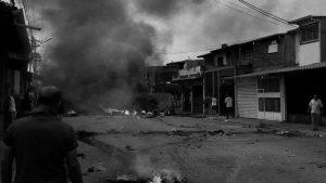 Saquearon e incendiaron la casa donde creció Hugo Chávez