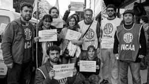 INCAA: despiden a cuatro empleados y peligran más de 300 puestos de trabajo
