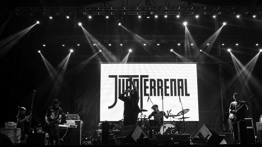 Juan Terrenal Sigue Siendo Una Banda Fresca Viva La Tinta