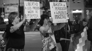 """Agustín Santillán, joven wichi de Formosa: """"Estoy preso por luchar"""""""