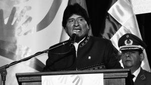"""Evo Morales: """"Los muros encienden el odio, ahogan la libertad"""""""