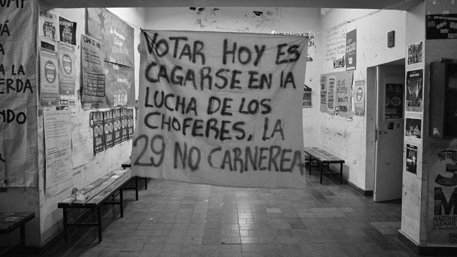 (Fotografía Colectivo Manifiesto/La tinta)