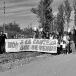 Marcha de los Pueblos sin canteras