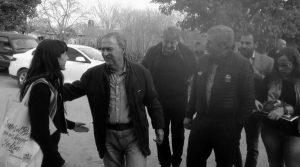 Schiaretti recibió petitorio en defensa del bosque nativo
