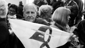 La memoria, la verdad y la justicia siguen caminando