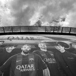 Abarajame la camiseta del Barça