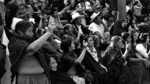 Asume el primer autogobierno indígena en Bolivia