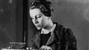 Fotógrafa, roja y pionera: Gerda Taro