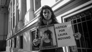 """Dos años sin Laura Moyano: """"No sólo peleo por Laura, peleo por todos los casos impunes"""""""