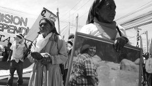 Los muertos los pone el pueblo: asesinatos a ambientalistas en América Latina