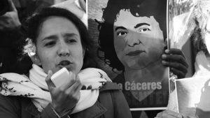 Atentan contra Bertha Zúniga, hija de Berta Cáceres