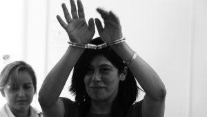 La líder palestina Khalida Jarrar, nuevamente arrestada