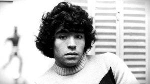 Diego y Maradona: el retiro que no fue