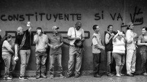 Voto masivo por la paz en Venezuela: ocho millones avalan la Constituyente