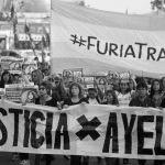 Ayelén es bandera de lucha contra la transfobia