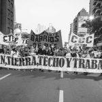 """Movimientos sociales califican de """"electoralista"""" el paquete de medidas anunciado por Macri"""