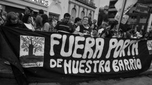 Fuera Porta: un nuevo año de lucha