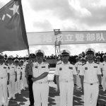 China inauguró en África su primera base militar en el extranjero