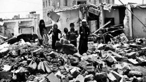 Yemen: geopolítica y crisis humanitaria