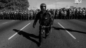 Gendarmería Nacional, fiel a su rol represivo a lo largo la historia