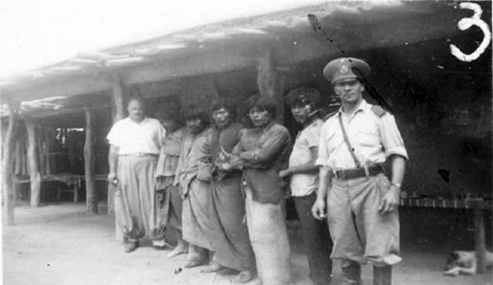 gendarmeria-nacional-argentina-represora-historia-pilaga