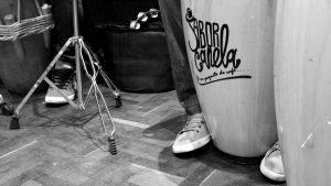Sala de ensayo: Sabor Canela y un poquito de café