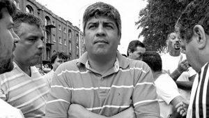 """Pablo Moyano: """"Quiero una CGT combativa y en la calle"""""""