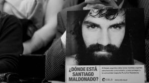 Santiago, Araceli, María y la saga de los camioneros