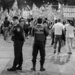 """""""Intimidación Pública"""": el nuevo caballito de batalla contra la protesta social"""