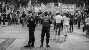 """La Policía de Córdoba contra el """"terrorismo mapuche"""""""