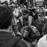 Cuando la violencia policial en las protestas es violencia machista