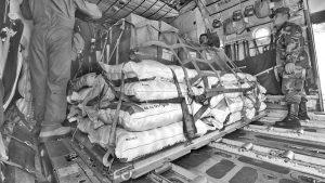 Bolivia solidaria: envió 11 toneladas en ayuda humanitaria a México