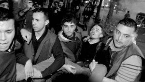 Volvieron a procesar a periodistas alternativos que cubrían la represión a la marcha por Santiago Maldonado