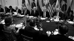 EE UU y países sudamericanos aliados hablan de Venezuela
