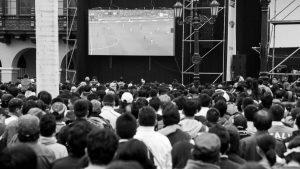 La grieta en las transmisiones del fútbol