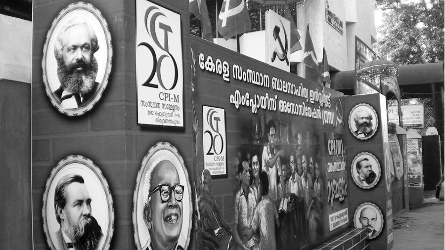 kerala-india-comunismo