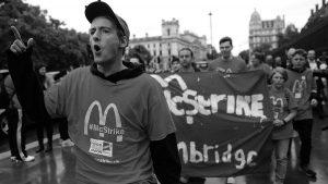 McDonald´s: huelga contra la precarización laboral