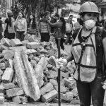 Femicidios y terremotos en México: las calles volvieron a ser de ellas