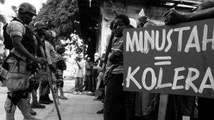 Minustah en Haití: violaciones, cólera y 30 mil muertos