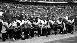Trump y la guerra contra los deportistas que protestan