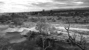 Vecinos en alerta por obras y extracción de áridos sobre el río Anisacate
