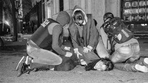 La RNMA pide fotos y videos de la represión del viernes
