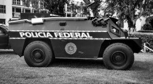 ¿Quién puede frenar una tanqueta de la Federal?