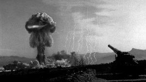 México: suelo contaminado por las pruebas nucleares de EEUU