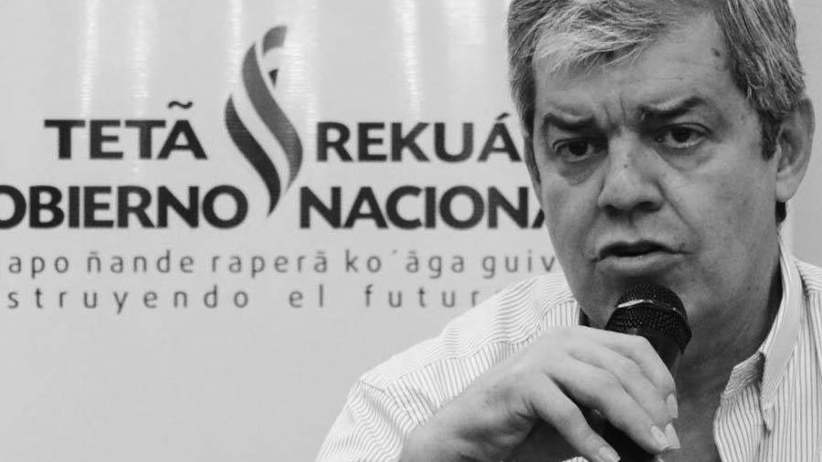 Enrique-Riera-ministro-de-Educacion-paraguay ideologia de genero