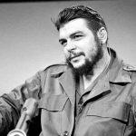 El Che como símbolo de la lucha humanista y socialista